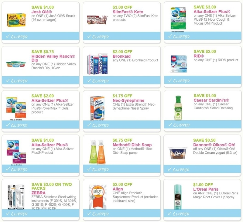 photo regarding L Oreal Printable Coupons named i ♥ discount codes: fresh printable discount codes for alka-seltzer, l