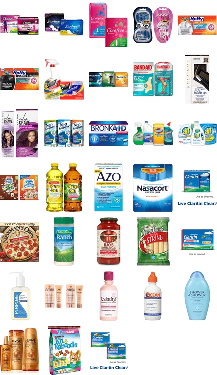 picture regarding Nasacort Coupon Printable identified as i ♥ discount coupons: contemporary printable coupon codes 04/15-04/19/18