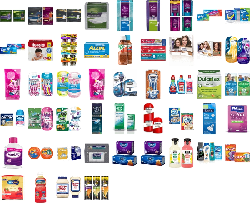 image regarding Miralax Printable Coupons referred to as i ♥ discount codes: 49 refreshing printable discount coupons for clairol, colgate