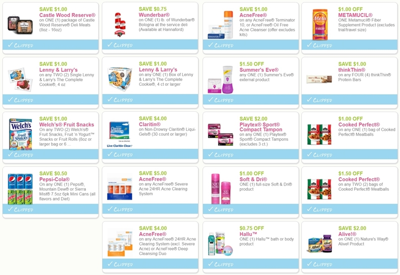 graphic about Summers Eve Printable Coupons called i ♥ coupon codes: refreshing printable coupon codes for pepsi, playtex