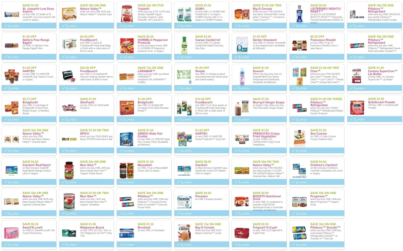 picture relating to Claritin Printable Coupons referred to as i ♥ discount coupons: fresh new printable discount codes for overall mills