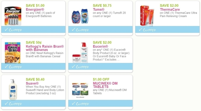 photo regarding Suave Printable Coupons known as i ♥ coupon codes: fresh new printable discount coupons for eucerin, kelloggs