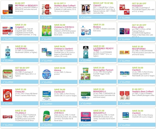 graphic regarding Abreva Coupons Printable known as i ♥ discount codes: very last prospect discount codes: printable all through 06/15/19