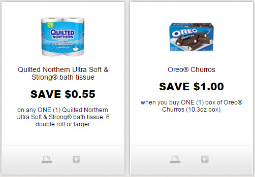 graphic about Oreo Printable Coupons called i ♥ coupon codes: clean printable quilted northern oreo discount codes