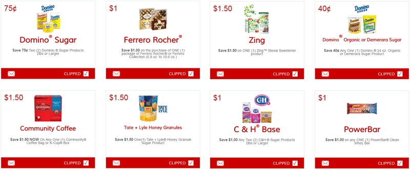 image about Printable Community Coffee Coupons identify i ♥ discount codes: fresh new printable discount coupons for domino / ch sugar