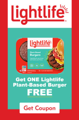 I Coupons Free Lightlife Plant Based Burger Coupon
